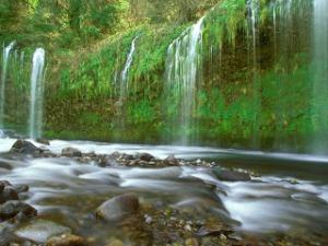 Mossbrae Falls, Dunsmuir, California - 1600x1200