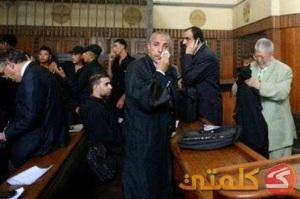 Hakim menangis mendengar pledoi dr Muhammad (foto Dakwatuna)